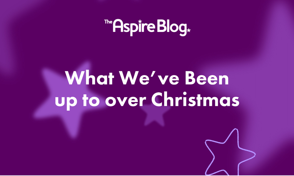 What We've Been Up To Over Christmas